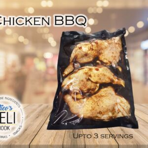 Chicken BBQ (Ready to cook)