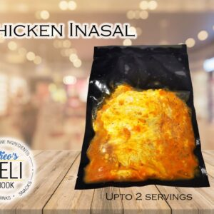 Chicken Inasal (Ready to cook)