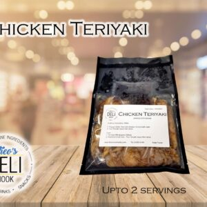 Chicken Teriyaki (Ready to cook)