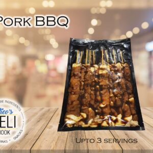 Pork BBQ (Ready to cook)