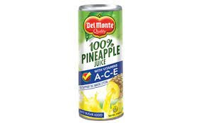 Del Monte Pineapple ACE in can