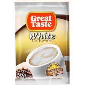 Great Taste White Coffee Sachet