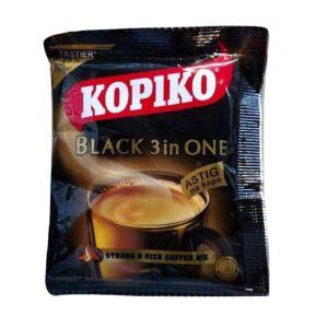 Kopiko Black 3 in 1 Sachet