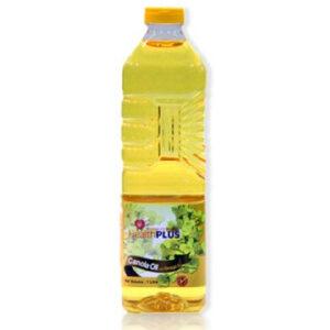 Heatlh Plus Canola Oil 1 Liter