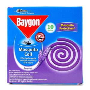 Baygon Mosquito Coil 10's