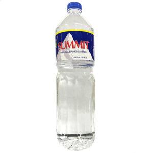 Summit Natural Drinking Water 1.5L