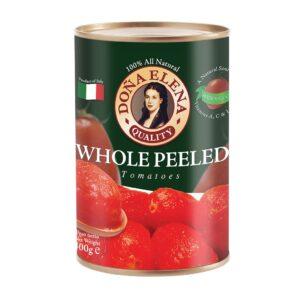 Doña Elena Whole Peeled Tomatoes 400g