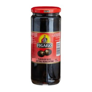 Figaro Sliced Black Olives